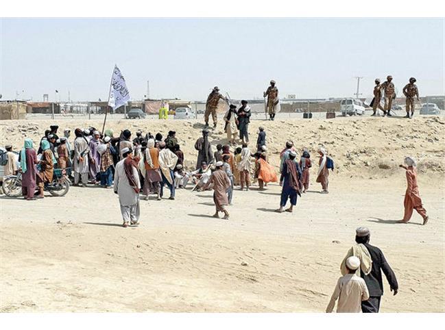 بازگشت طالبان و امنیت ملی ایران