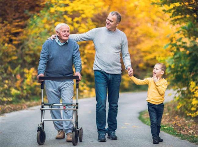 ۵ تکنیک برای رهایی از آشفتگی ذهنی سالمندان