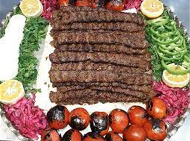 طرز تهیه کباب کوبیده به سبک رستوران های فرحزاد