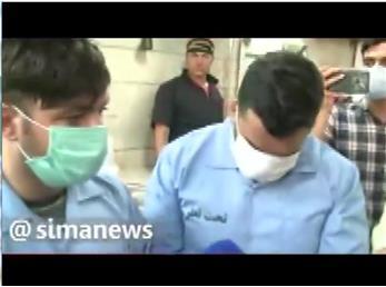 فیلمی از قمهکشی وحشتناک در مغازه کله پزی