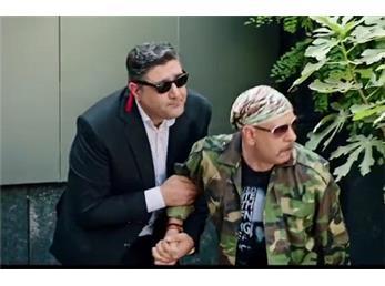 سکانس خندهدار از سریال دراکولا؛ عملیات ویژه غضنفر چمچاره