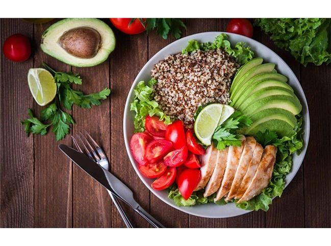 تغذیه برای کاهش کلسترول