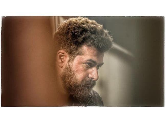 هامون سیدی بازیگر نقش عقیل در سریال افرا